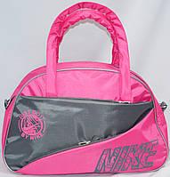 Спортивные сумки универсальные NIKE (РОЗОВЫЙ)