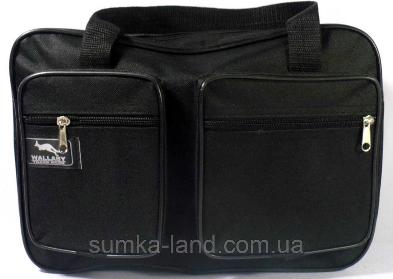 Мужская сумка Wallaby (черный)
