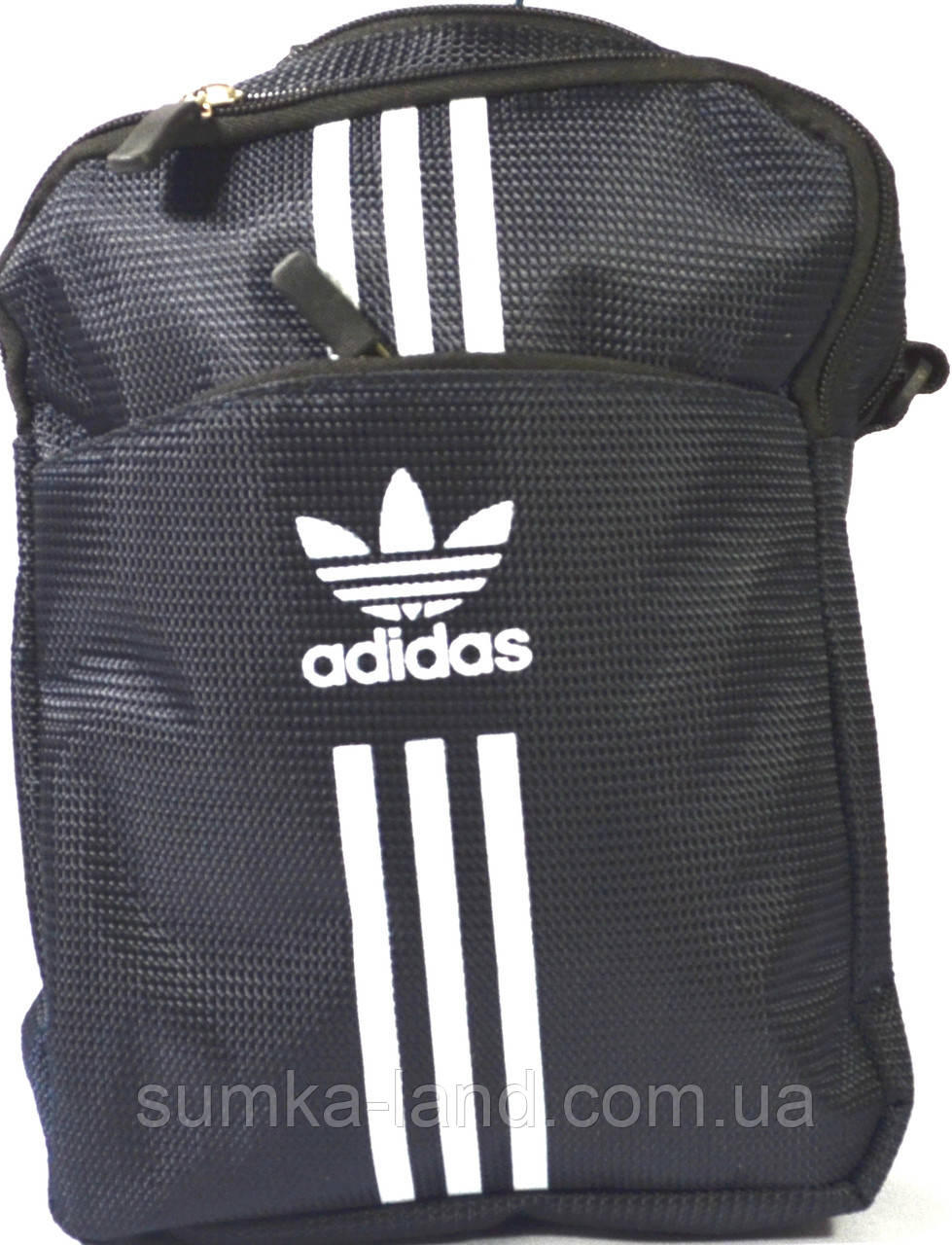 dbb340abc794 Мужская барсетка Adidas большая через плечо: продажа, цена в ...