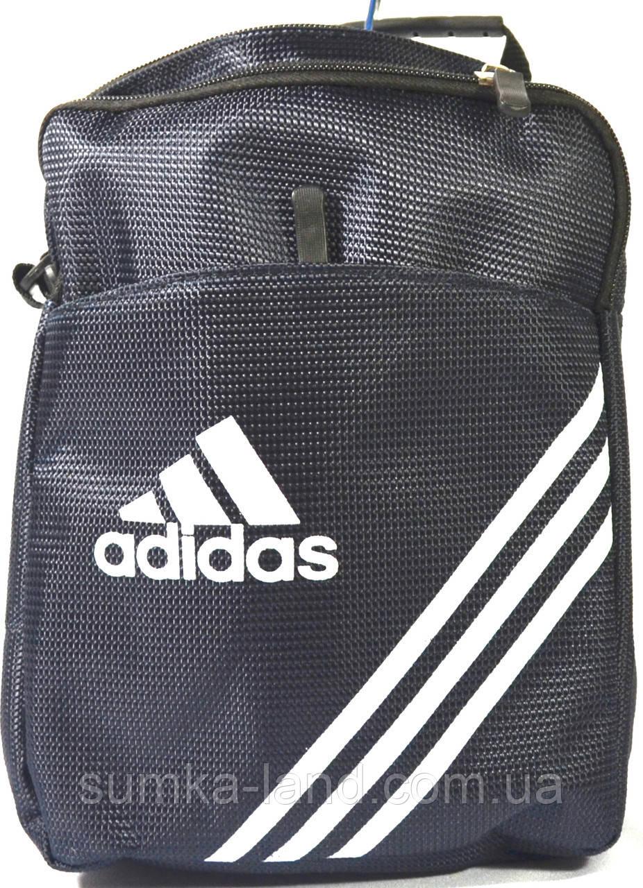 d215d5e744e0 Мужская черная барсетка Adidas большая: продажа, цена в Харькове ...
