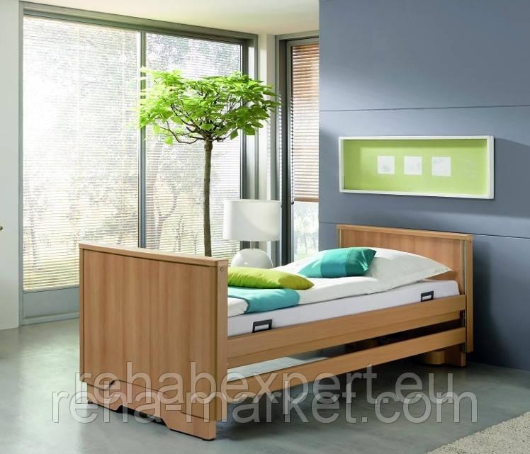 Burmeier Royal Luxus Bed Электрическая 3 Функциональная Комфортная Кровать для Реабилитации