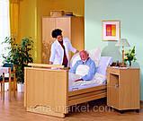 Burmeier Royal Luxus Bed Электрическая 3 Функциональная Комфортная Кровать для Реабилитации, фото 2