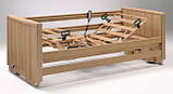 Burmeier Royal Luxus Bed Электрическая 3 Функциональная Комфортная Кровать для Реабилитации, фото 4