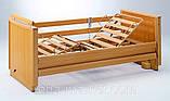 Burmeier Royal Luxus Bed Электрическая 3 Функциональная Комфортная Кровать для Реабилитации, фото 3