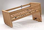 Burmeier Royal Luxus Bed Электрическая 3 Функциональная Комфортная Кровать для Реабилитации, фото 5