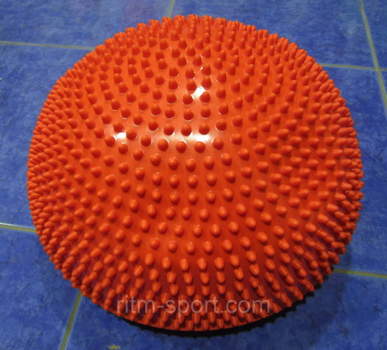 Півсфера балансувальна масажна (діаметр 34 см, висота 15 см)