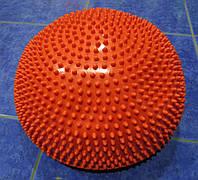 Полусфера балансировочная массажная (диаметр 34 см, высота 15 см)