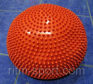 Півсфера балансувальна масажна (діаметр 34 см, висота 15 см), фото 2