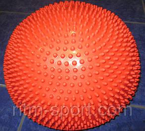Полусфера балансировочная массажная (диаметр 34 см, высота 15 см), фото 2