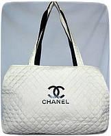 Сумки женские стеганные Chanel (БЕЛЫЙ)