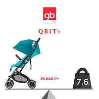 Детская прогулочная коляска GoodBaby Qbit Plus, 2017