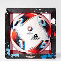 Футбольный мяч Adidas EURO16 OMB AO4851