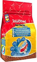 Корм для прудовых рыб для быстрого роста Tetra Pond Koi Growth (Тетра понд кои гроус), 4 л