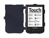 Чехол книжка Stenk Prime для PocketBook Touch 622 Черный
