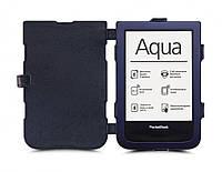 Чехол книжка Stenk Prime для PocketBook 640 Aqua Черный