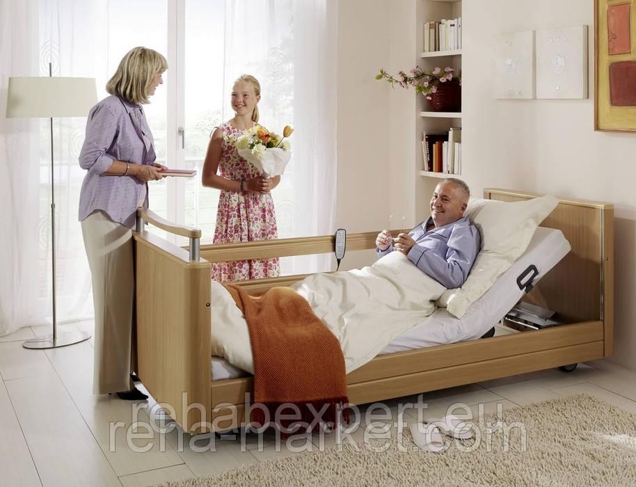 Burmeier INOVIA Care Bed Электрическая Медицинская Кровать для Реабилитации