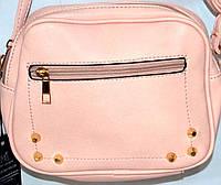 Женские клатчи и сумочки на плечо (ПУДРА)