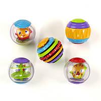 Развивающие и обучающие игрушки «Bright Starts» (9079) забавные мячики Крути-верти