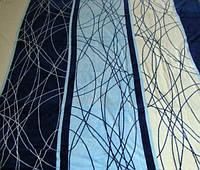Микрофибровая простынь, покрывало Elway (Паутинка 3 цвета)