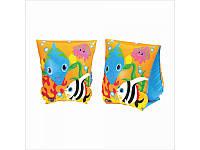 Надувные нарукавники Intex 58652 Рыбки, 23-15 см, 3-6 лет