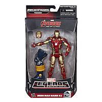 Фигурка Железного Человека от Марвел - Iron Man, Marvel Legends, Infinite Series Thanos, Hasbro