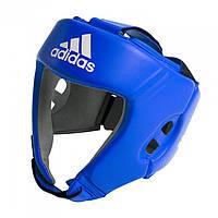 Боксерский шлем ADIDAS AIBA (Синий)