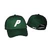 Черная кепка бейсболка Palace skateboards, фото 2