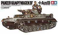 1:35 Сборная модель танка Pzkpw IV Ausf. D, Tamiya 35096