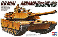 1:35 Сборная модель танка M1A1 Abrams, Tamiya 35156