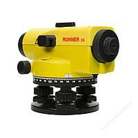 Оптический нивелир Leica Geosystems Runner 24