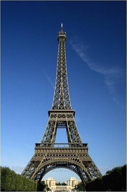 Первый взгляд Парижа! Автобусный тур 9 дней. - Ваш отдых начинается здесь в Одессе