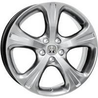 WSP-Italy W2405 Alen titanium (R19 W7.5 PCD5x114.3 ET50 DIA64.1)
