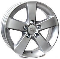 WSP-Italy W2406 Bengasi \ Civic silver (R16 W6.5 PCD5x114.3 ET45 DIA64.1)