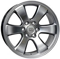 WSP-Italy W1707 Yokohama hyper silver (R17 W7.5 PCD6x139.7 ET30 DIA106.1)
