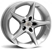 WSP-Italy W2503 Penta silver (R16 W6.5 PCD5x110 ET37 DIA65.1)