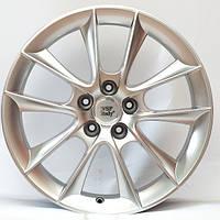 WSP-Italy W1150 Aosta Aero hyper silver (R16 W7 PCD5x110 ET41 DIA65.1)
