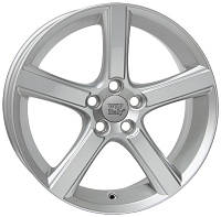 WSP-Italy W1257 Nord silver (R18 W7.5 PCD5x108 ET52.5 DIA63.4)