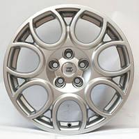 WSP-Italy W250 Savona silver (R16 W7 PCD5x110 ET34 DIA65.1)