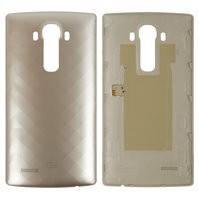 Задняя крышка батареи для мобильных телефонов LG G4 F500, G4 H810, G4 H811, G4 H815, G4 H818N, G4 H818P, G4 LS991, G4 VS986, золотистая