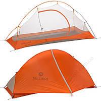 Палатка туристическая Marmot Eos 1P vintage orange