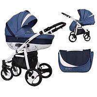 Детская универсальная коляска 2 в 1 Savona - Coletto Польша люлька + прогулочный блок с сумкой