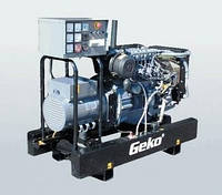 Трехфазный дизельный генератор Geko 20003 ED-S/DEDA (22 кВа)