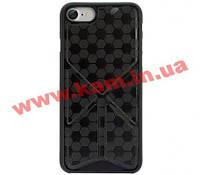 Чехол для iPhone 7 Ozaki O!coat-0.3+ Totem Versatile Black (OC777BK)