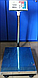 Весы ACS 300kg 40*50 Domotec 6V с железной головой, фото 7