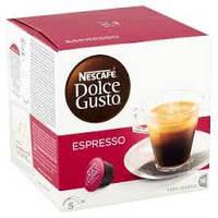 Кофе в капсулах NESCAFE Dolce Gusto Espresso (Нескафе Дольче Густо Эспрессо)