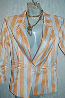 Красивый пиджак р.S-М. Новый., фото 1