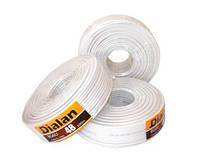 Коаксиальный кабель Dialan RG6U 32W медь (100 м)
