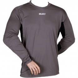 Свитер вратарский SELECT Goalkeeper Shirt Madrid (серый), фото 2