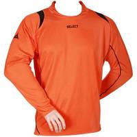 Свитер вратарский SELECT Goalkeeper Shirt Spain (оранжевый) р.XXL