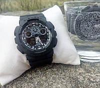 Часы мужские CASIO G-SHOCK black
